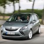 Actualul Zafira Tourer nu se vinde prea bine. Opel spera ca noul Zafira sa aiba mai mult succes