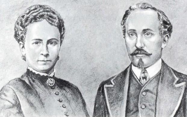 Adam Opel si Sophia Opel - istoria opel