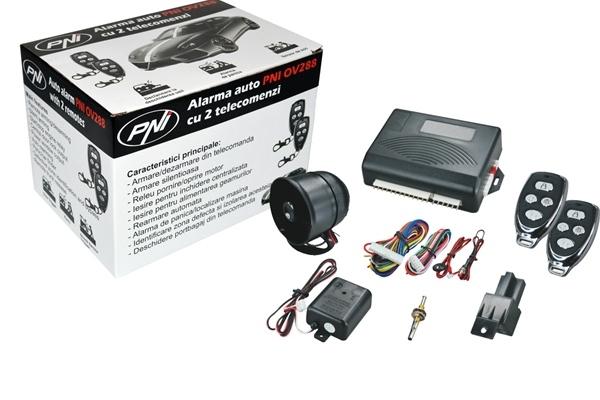 Alarme auto ieftine - PNI OV288
