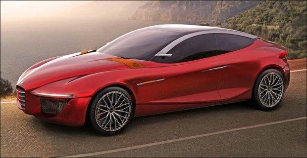 Alfa Romeo Gloria Salonul auto Geneva 2013: cele mai interesante concepte