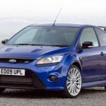 Asta nu e noul Ford Focus RS - e modelul actual, dar e si el super hot