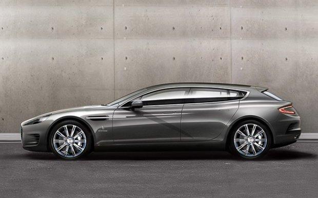Aston Martin Rapide Jet 2+2 Salonul auto Geneva 2013: cele mai interesante concepte
