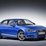 Audi A4 2015 lateral