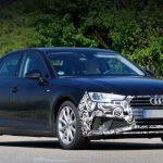 Audi A4 2018 facelift