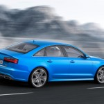 Audi A6 facelift 2014 lateral