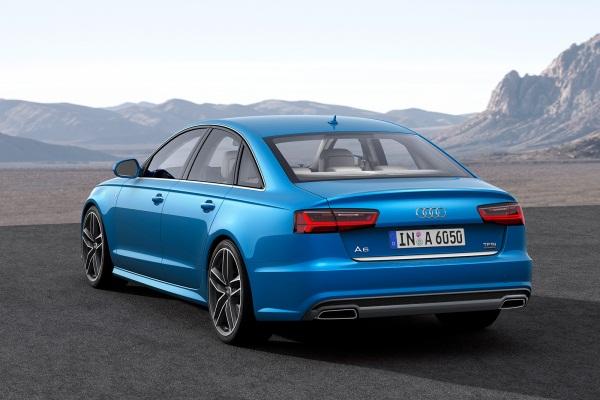 Audi A6 facelift 2014 spate
