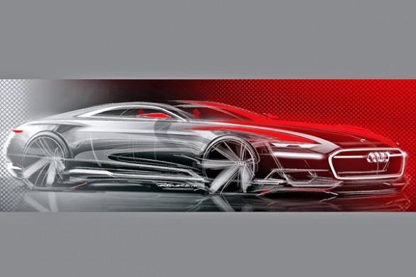 Audi A9 - conceptul Prologue