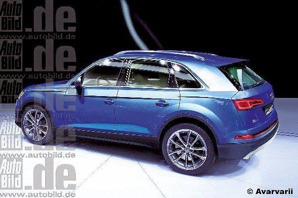 Audi Q5 2016 foto
