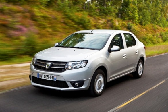 Automobile ieftine in Romania 2015 - Dacia Logan
