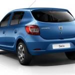Automobile ieftine in Romania 2015 - Dacia Sandero
