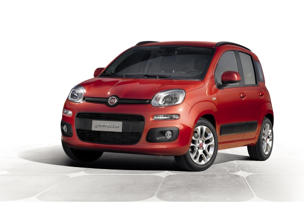 Automobile ieftine in Romania 2015 - Fiat Panda