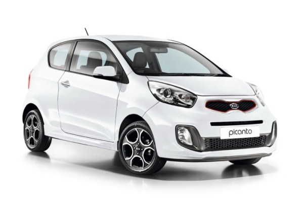 Automobile ieftine in Romania 2015 - Kia Picanto