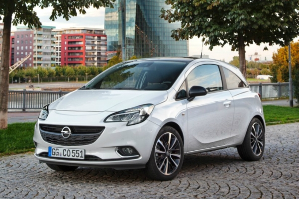 Automobile ieftine in Romania 2015 - Opel Corsa 2015
