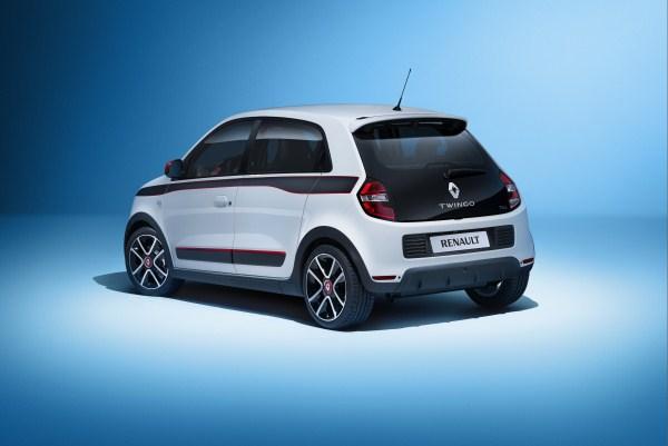 Automobile ieftine in Romania 2015 - Renault Twingo