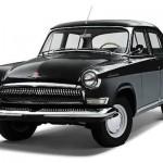 Automobile sovietice - Gaz 21