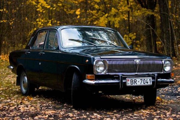 Automobile sovietice - Gaz 24