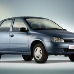 Automobile sovietice - Lada Kalina