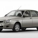 Automobile sovietice - Lada Priora