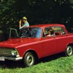 Automobile sovietice - Moskvich 408