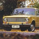 Automobile sovietice - Vaz 2101Automobile sovietice - Vaz 2101