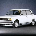 Automobile sovietice - Vaz 2107