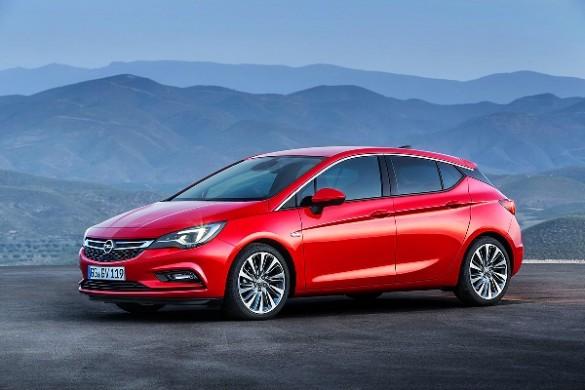 Automobilul anului in Europa 2016 Opel Astra