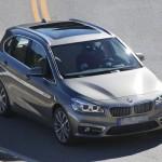 Automobilul anului in Europa pentru 2015 - BMW 2 Active Tourer