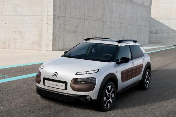 Automobilul anului in Europa pentru 2015 - Citroen C4 Cactus