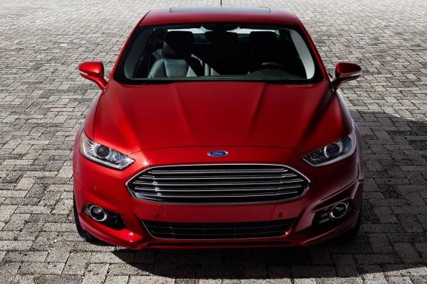 Automobilul anului in Europa pentru 2015 - Ford Mondeo