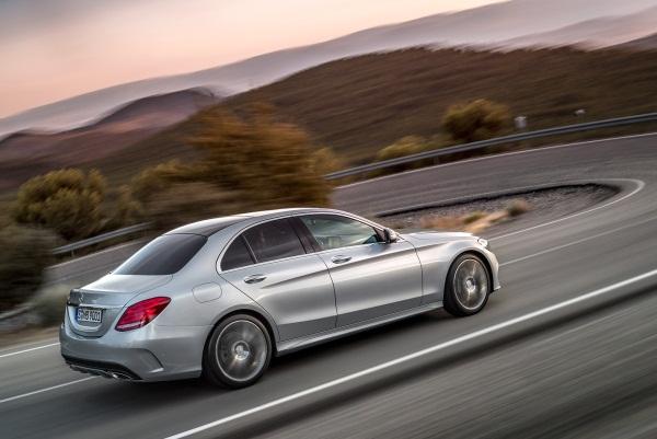 Automobilul anului in Europa pentru 2015 - Mercedes C-Class