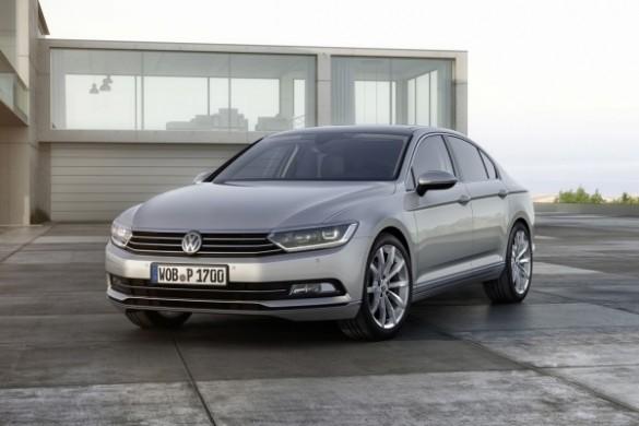Automobilul anului in Europa pentru 2015 - Volkswagen Passat B8