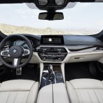 BMW Seria 5 2016 - 2017 interior
