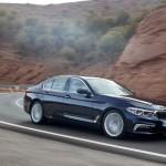 BMW Seria 5 2016 - 2017 lateral