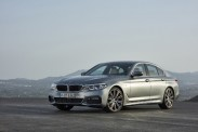 BMW Seria 5 2016 - 2017 foto