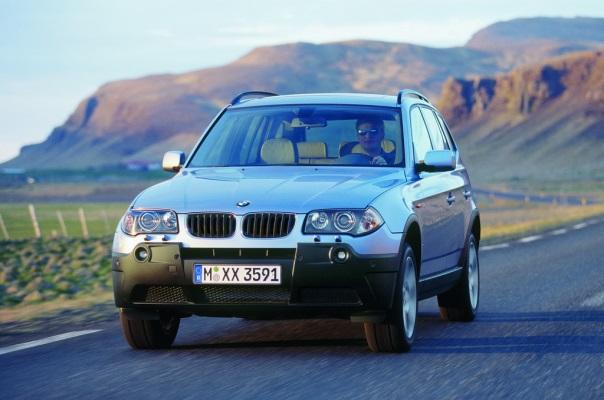 BMW X3 prima generatie