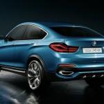 BMW X4 spate