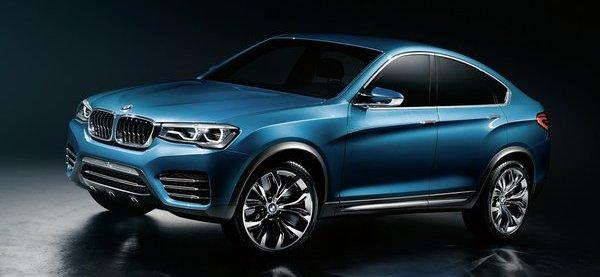 Noul BMW X4