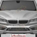 BMW cu tractiune pe fata - BMW 1-series GT fata
