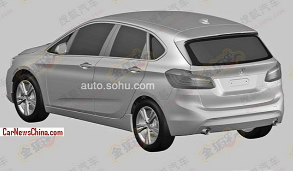 BMW cu tractiune pe fata - BMW 1-series GT