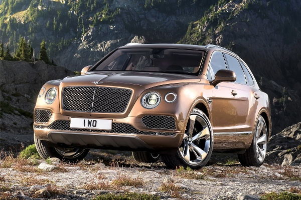 Bentley Bentayaga 2015