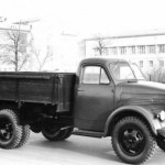 Camioane rusesti si sovietice GAZ 51