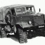 Camioane rusesti si sovietice Kraz 255