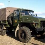 Camioane rusesti si sovietice Ural 375