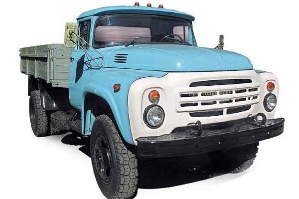 Camioane rusesti si sovietice ZIL 130