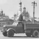 Camioane rusesti si sovietice ZIS 150
