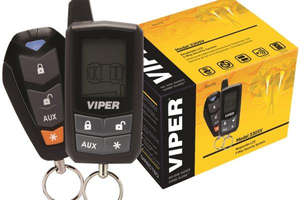 Cea mai buna alarma auto - Viper 3305V