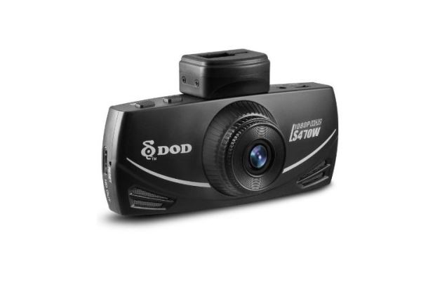 Cea mai buna camera video auto dod ls470w