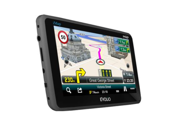 Cea mai buna navigatie - Evolio Preciso HD