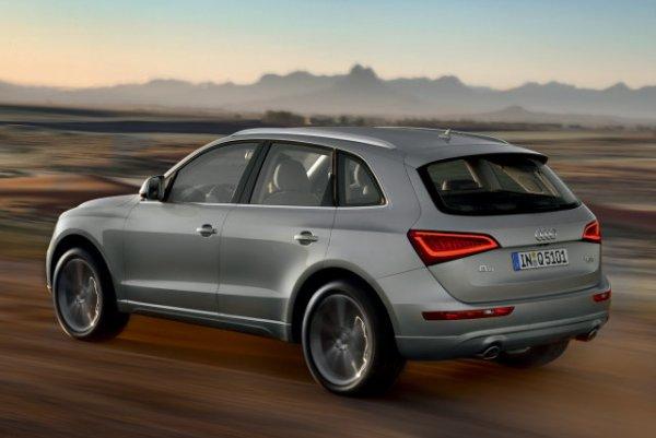 Cea mai fiabila masina sh in Germania Audi Q5