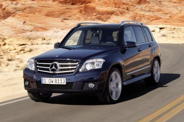 Cea mai fiabila masina sh in Germania Mercedes GLK